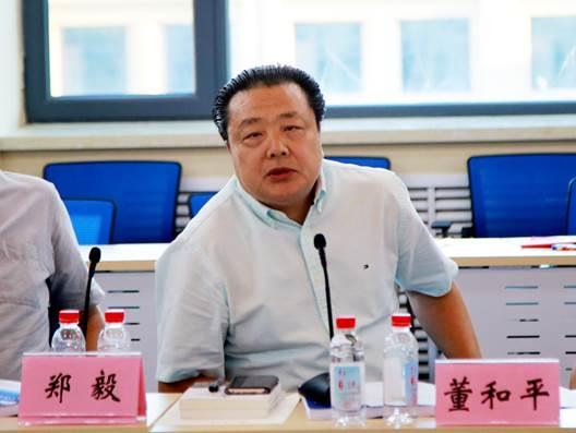 董和平(青岛大学法学院院长,中国宪法学研究会副会长)